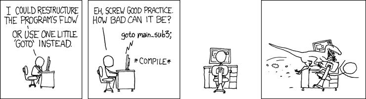 xkcd goto comic